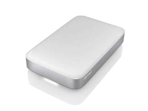 Buffalo MiniStation Thunderbolt Portable SSD