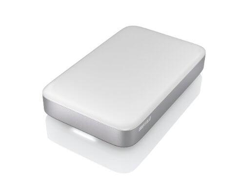Buffalo MiniStation Thunderbolt Portable SSD
