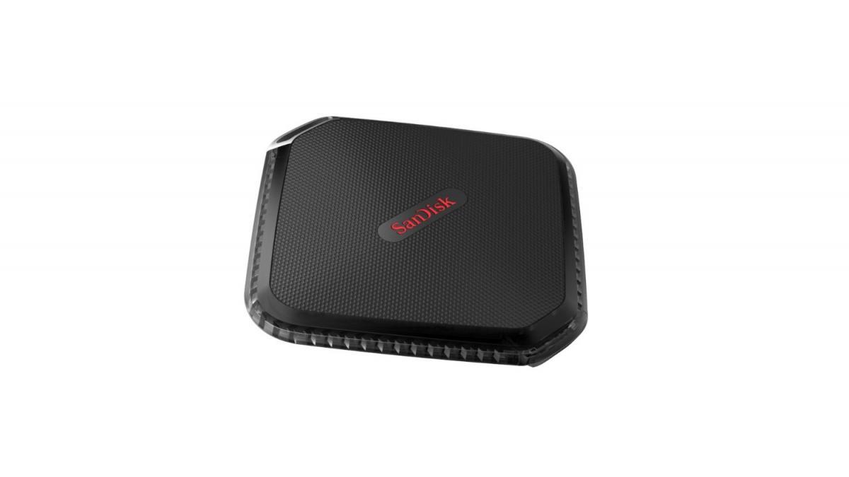 SanDisk Extreme500 schräg