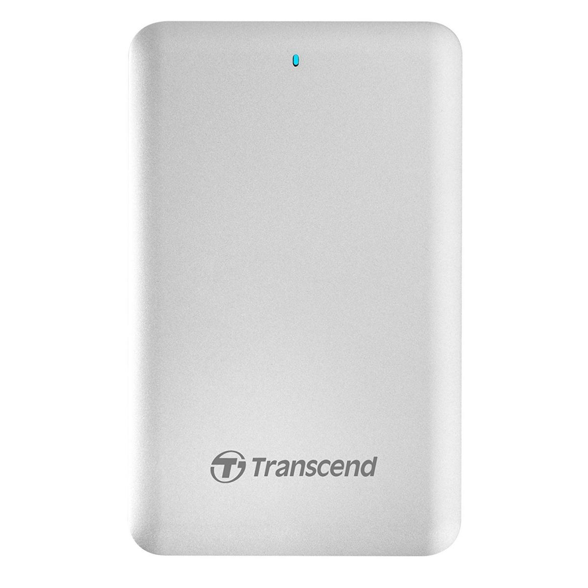 Transcend SSD StoreJet SJM500 Vorderseite
