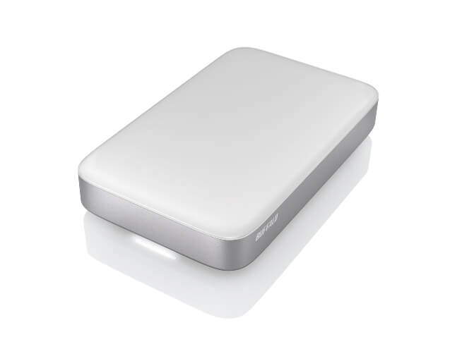 Buffalo MiniStation Thunderbolt Portable SSD_2